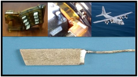 Metal Fiber Brushes for Propeller De-Icing Systems